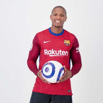 Barcelona Men's Home 20/21 Goalkeeper Jersey