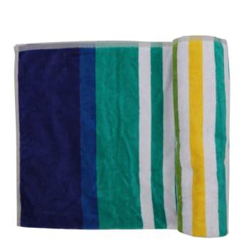 Colibri Avadi Verte Beach towel (160x100)