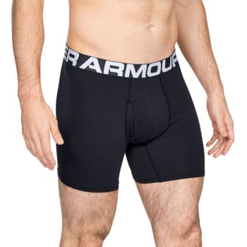 Under Armour Men's 6'' Charged Cotton 3Pack