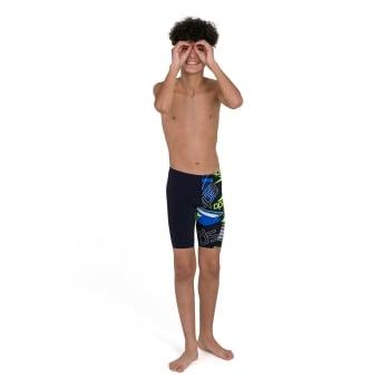 Speedo Boys Allover Swim Jammer