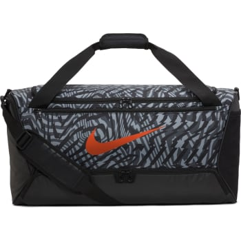Nike Brasilia Printed Training Duffel Bag (Medium)