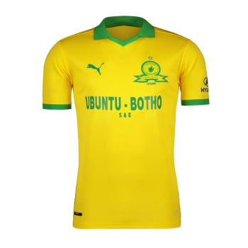 Mamelodi Sundowns Junior Home 20/21 Soccer Jersey