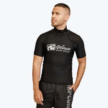 Reef Men's Rash Vest Short Sleeve