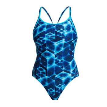 Funkita Women's Diamond Another Dimension 1 Piece