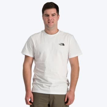 The North Face Men's Short Sleeve Simple Dome T - Shirt