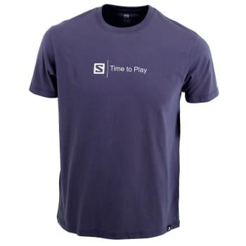Salomon Men's Curve Ball T - Shirt