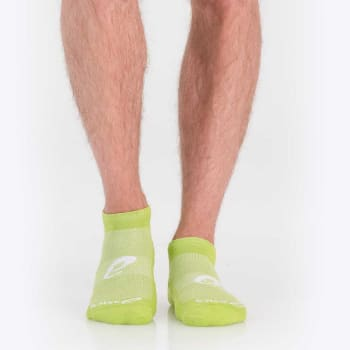Asics 6pk Invisible Sock 9-10