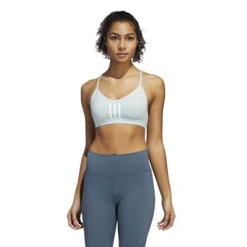 Adidas Women's 3 Stripe Mesh Sport Bra