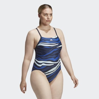 Adidas Women's Wild Stripe 1 Piece