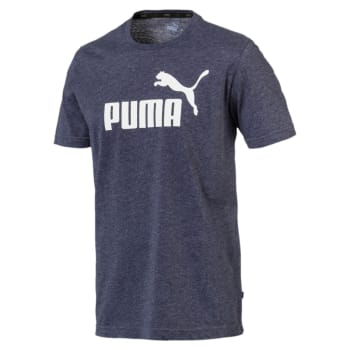 Puma Men's Ess+ Heather Tee - Out of Stock - Notify Me