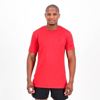Salomon Men's Agile Run Tee