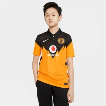 Kaizer Chiefs Junior Home 20/21 Soccer Jersey