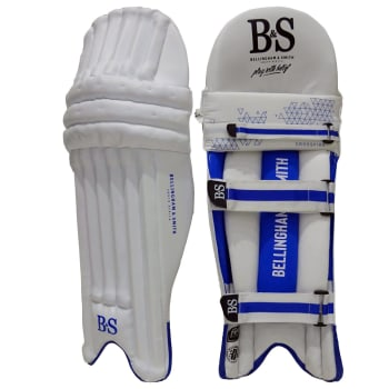 Bellingham & Smith Crossfire Junior Batting Pads - Out of Stock - Notify Me