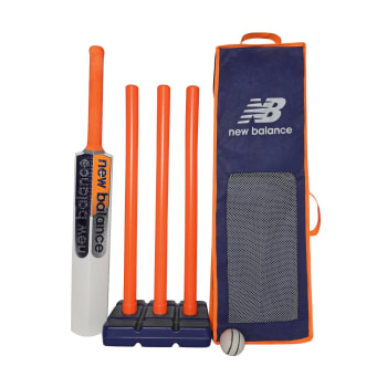 New Balance Plastic Cricket Outdoor Set 3