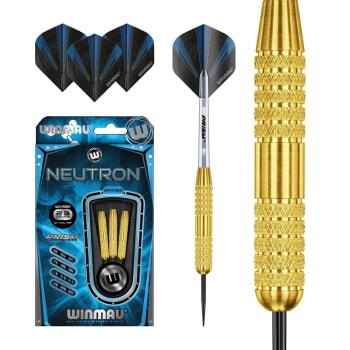 Winmau Neutron Brass Darts - Find in Store