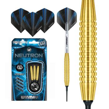 Winmau Neutron Brass Softip Darts