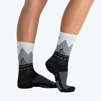 Versus Basic Coral Cycling Socks 4-7