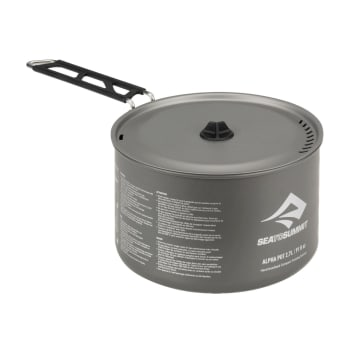 Sea to Summit Alpha Pot 2.7L - Out of Stock - Notify Me