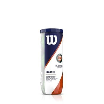 Wilson French Open Sea-Level Tennis Balls - Sold Out Online
