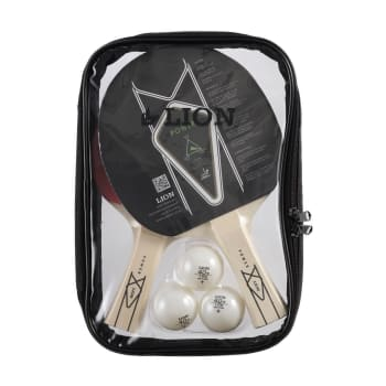 Lion 2 Player Set in Nylon carry bag