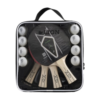 Lion 4 Player Set in nylon carrying bag