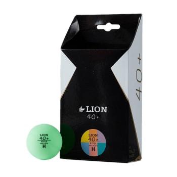 Lion Multi colour T/Tennis Balls(6pc)