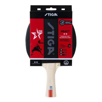 Stiga React 2 Star Table Tennis Bat