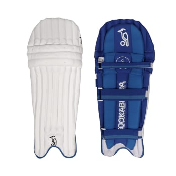 Kookaburra Youth Pace Pro 4.0 Cricket Pads (Removable)