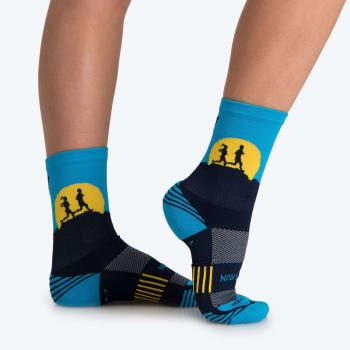 Versus Runners Sun Sock Size 4-7