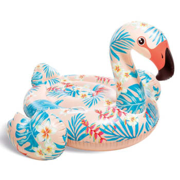 Intex Inflatable Tropical Flamingo Ride On - Out of Stock - Notify Me