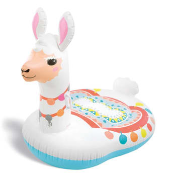 Intex Inflatable Cute Llama Ride-On - Out of Stock - Notify Me
