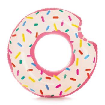 Intex Inflatable Rainbow Donut Tube