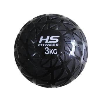 HS Fitness PVC Medicine Ball 3kg