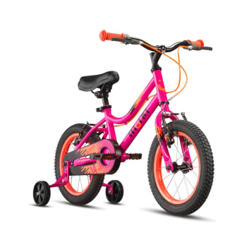 "Muna Girls Glitter 14"" Bike - Out of Stock - Notify Me"