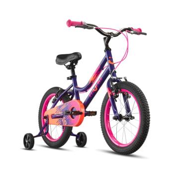 "Muna Girls Sparkle 16"" Bike"