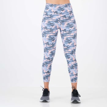 OTG by FIT Women's Camo Capri Tight