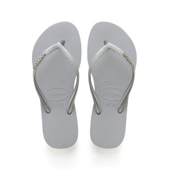 Havaianas Women's Slim Glitter Sandals