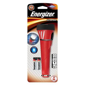 Energizer Waterproof Handheld Torch 55 Lumens