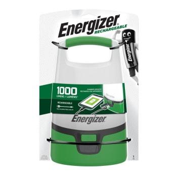 Energizer Vision Rechargable Lantern 1000 Lumens