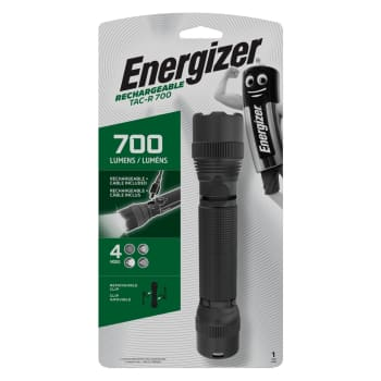 Energizer Tacticle Rechargeable Torch 700 Lumens