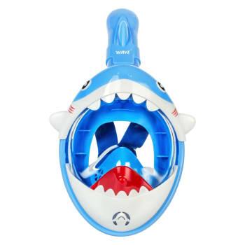 Wave Kids Shark Full Face Mask
