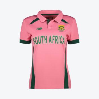 Proteas Women's 2021 BCA Pink Jersey