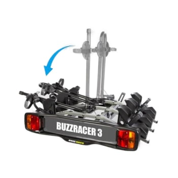 Buzz Rack BuzzRacer 3 Bike Carrier - Out of Stock - Notify Me