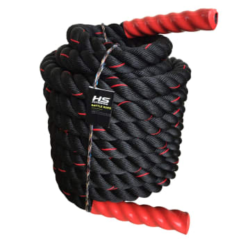 HS Fitness Power Training Rope 15m - Find in Store