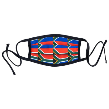 SA Flag Face Mask