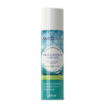 Liquid Clinic Aerosol Sanitizer 275ml