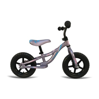 "Kerb Girls Blossom 12"" Balance Bike"