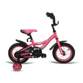 "Kerb Eva Girls 12"" Pedal Bike"