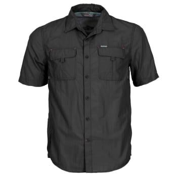 First Ascent Men's Husk Short Sleeve Shirt - Sold Out Online