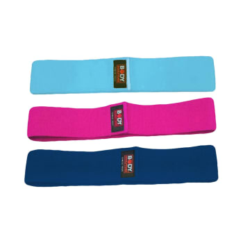 Body Sculpture Fabric Loop Band Set